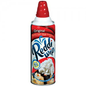 WHIP-CREAM BOTTLE