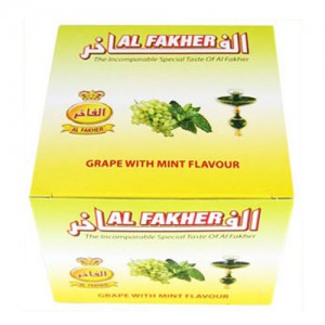 GRAPE WITH MINT FLAVOUR 50GRAMS