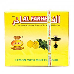 LEMON WITH MINT FLAVOUR 50GRAMS