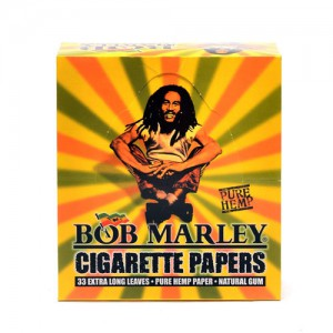 BOB MARLEY CIGARETTE  PAPERS