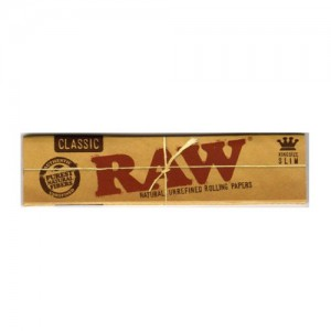 CRABBA LEAF KING SIZE HEMP PAPERS