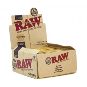 RAW CLASSIC ARTESANO PAPERS