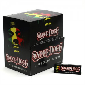 SNOOP DOGG 1-1/4 ROLLING PAPERS