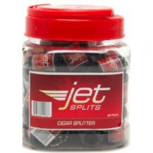 Jet Split Cigar Splitters 60 Ct